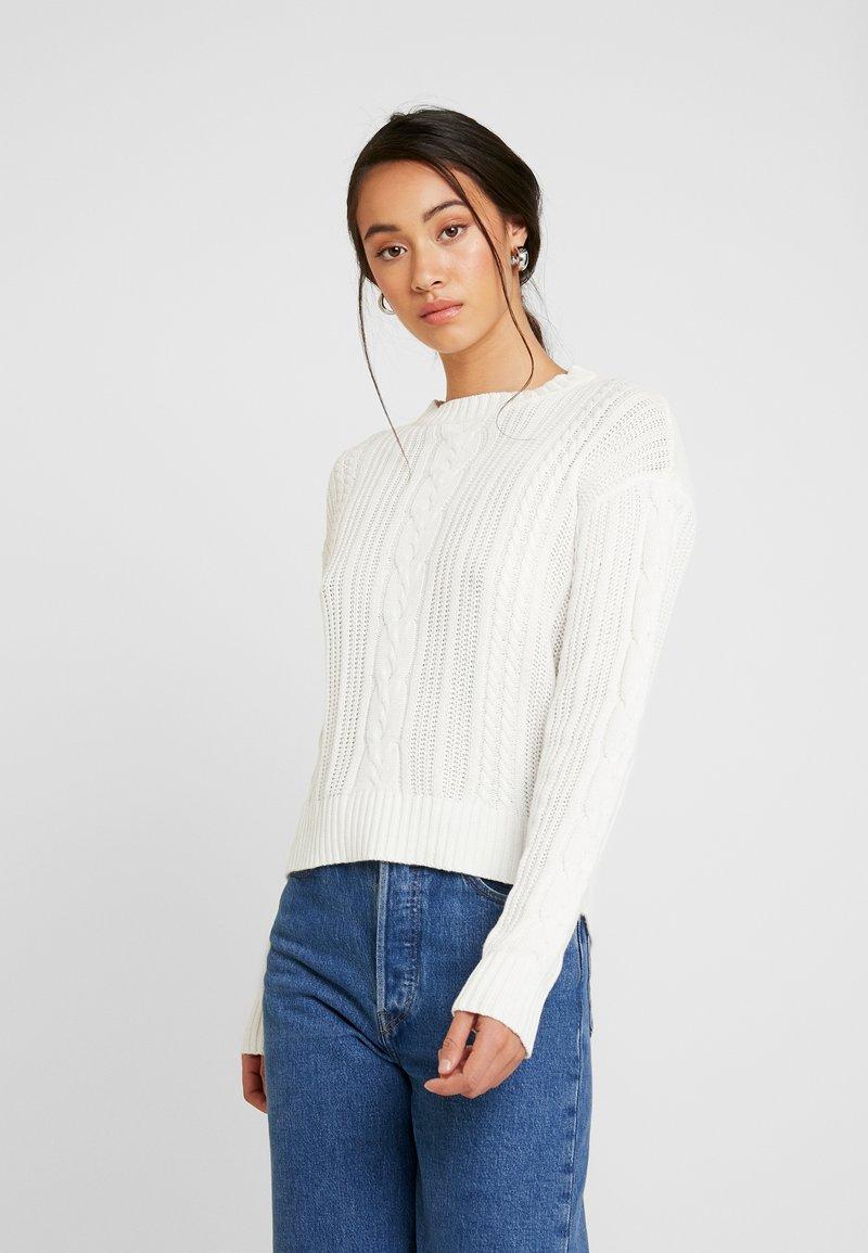 Even&Odd - Jersey de punto - off-white