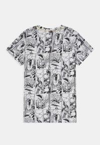 OVS - BATMAN - Print T-shirt - brilliant white - 1