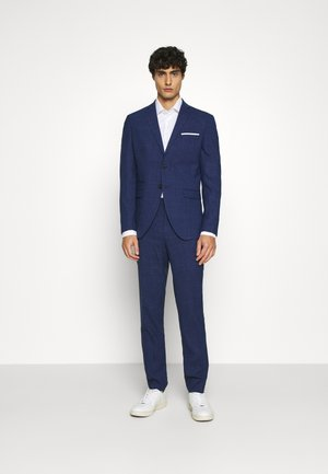 SLHSLIM SUIT - Garnitur - estate blue