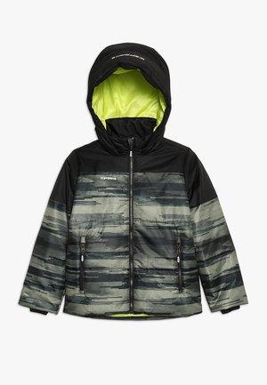 KELLER  - Lyžařská bunda - dark green