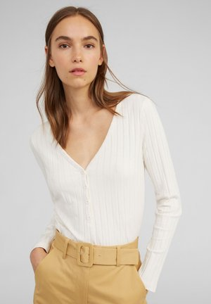 ANJANA - Pullover - off-white