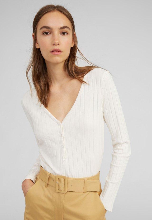 ANJANA - Sweter - off-white