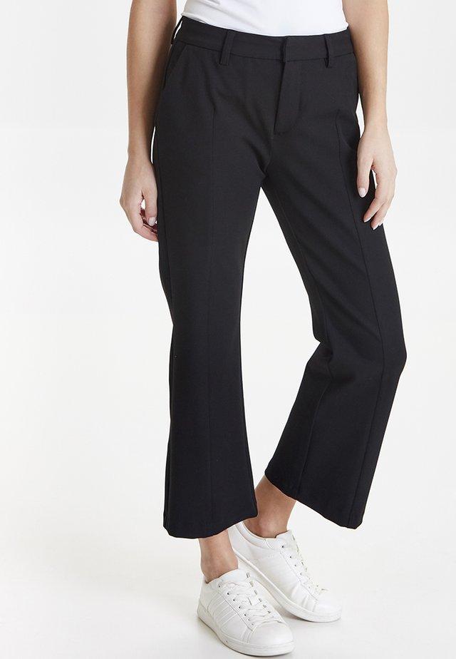 PZCATTY  - Pantaloni - black