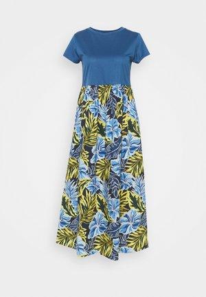 PALCHI - Žerzejové šaty - chinablau