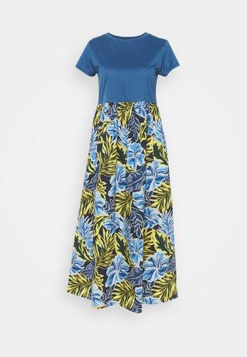 PALCHI - Jersey dress - chinablau