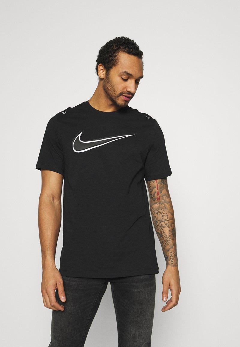 Nike Sportswear - TEE - T-shirt con stampa - black