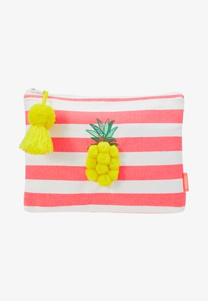 GIRLS FRUIT PUNCH PINEAPPLE WASHBAG - Kabelka - pink