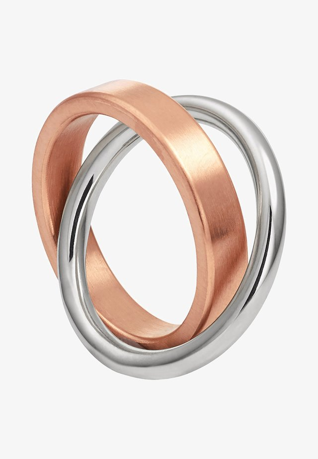 Prsten - rose gold-coloured