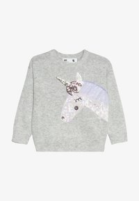 Cotton On - NANCY KNIT - Maglione - silver marle - 2
