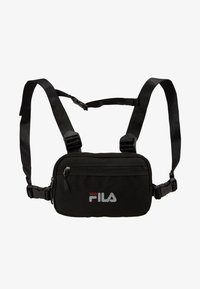 Fila - CHEST BAG - Reppu - black - 1