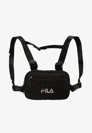 CHEST BAG - Rugzak - black