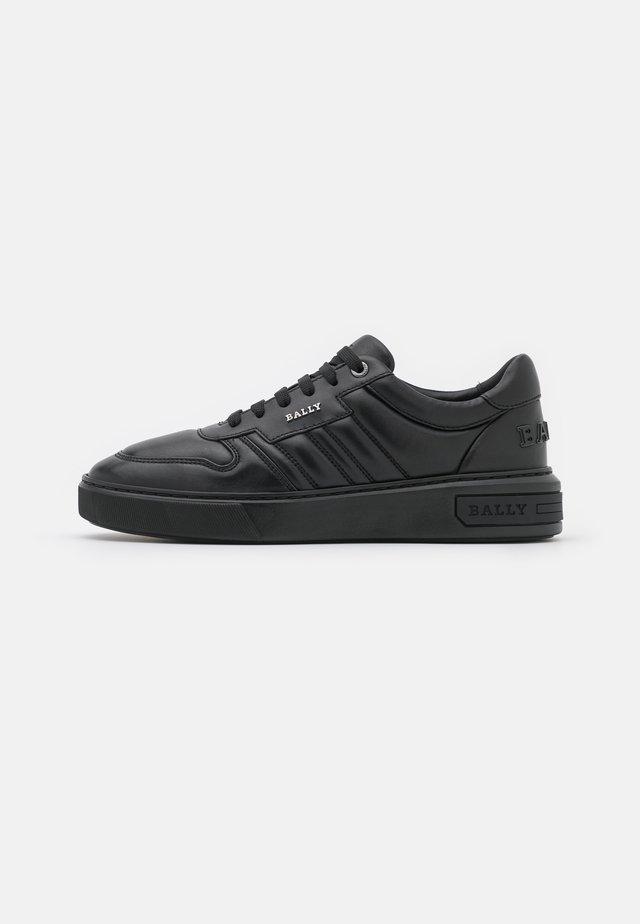 MAUDO - Sneakersy niskie - black