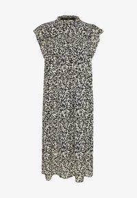 Soaked in Luxury - Day dress - preppy animal black - 3