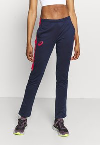ASICS - WOMAN SUIT - Tracksuit - real red - 3