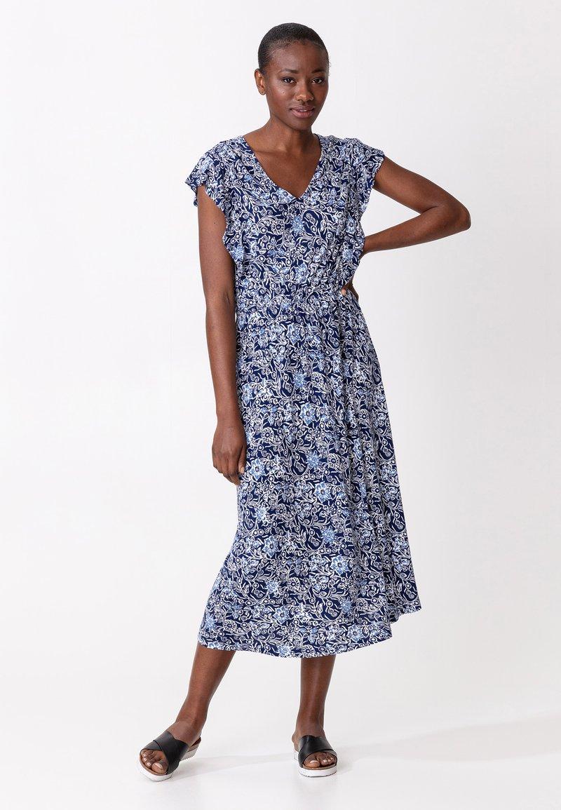 Indiska - Maxi dress - blue