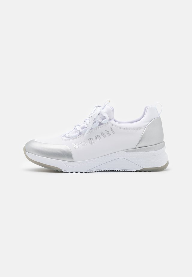 RISE - Trainers - white/silver