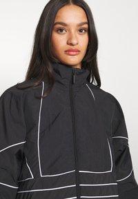 adidas Originals - Giacca sportiva - black/white - 4