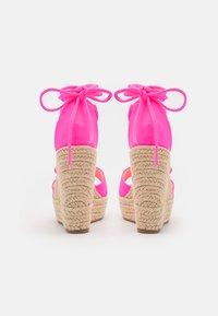 RAID - MAREA - High heeled sandals - pink - 3