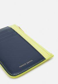 Mansur Gavriel - ZIP CARD HOLDER - Wallet - blue multi - 4