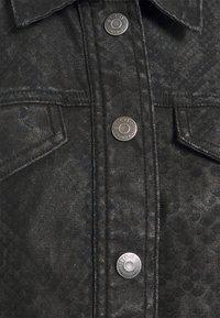 Ética - JORDYN - Denim dress - black - 2