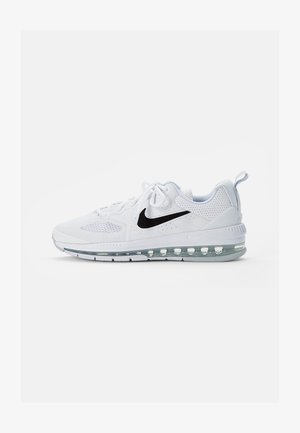 AIR MAX GENOME - Sneakers basse - white/black-pure platinum