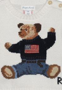 Polo Ralph Lauren - BEAR - Jumper - nevis - 3