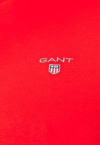GANT - ORIGINAL - T-shirt - bas - lava red - 4