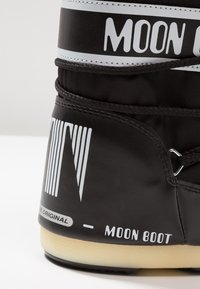 Moon Boot - Botas para la nieve - black - 2