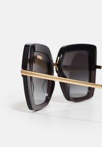 Dolce&Gabbana - Lunettes de soleil - black/gold-coloured - 3