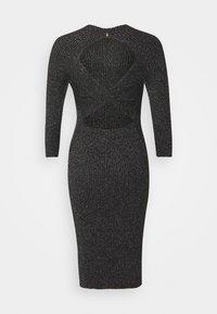 LIU JO - ABITO MAGLIA - Pouzdrové šaty - black - 1