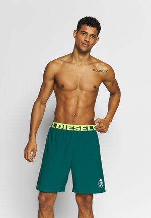 PLAYSUN BOXER LONG - Swimming shorts - green