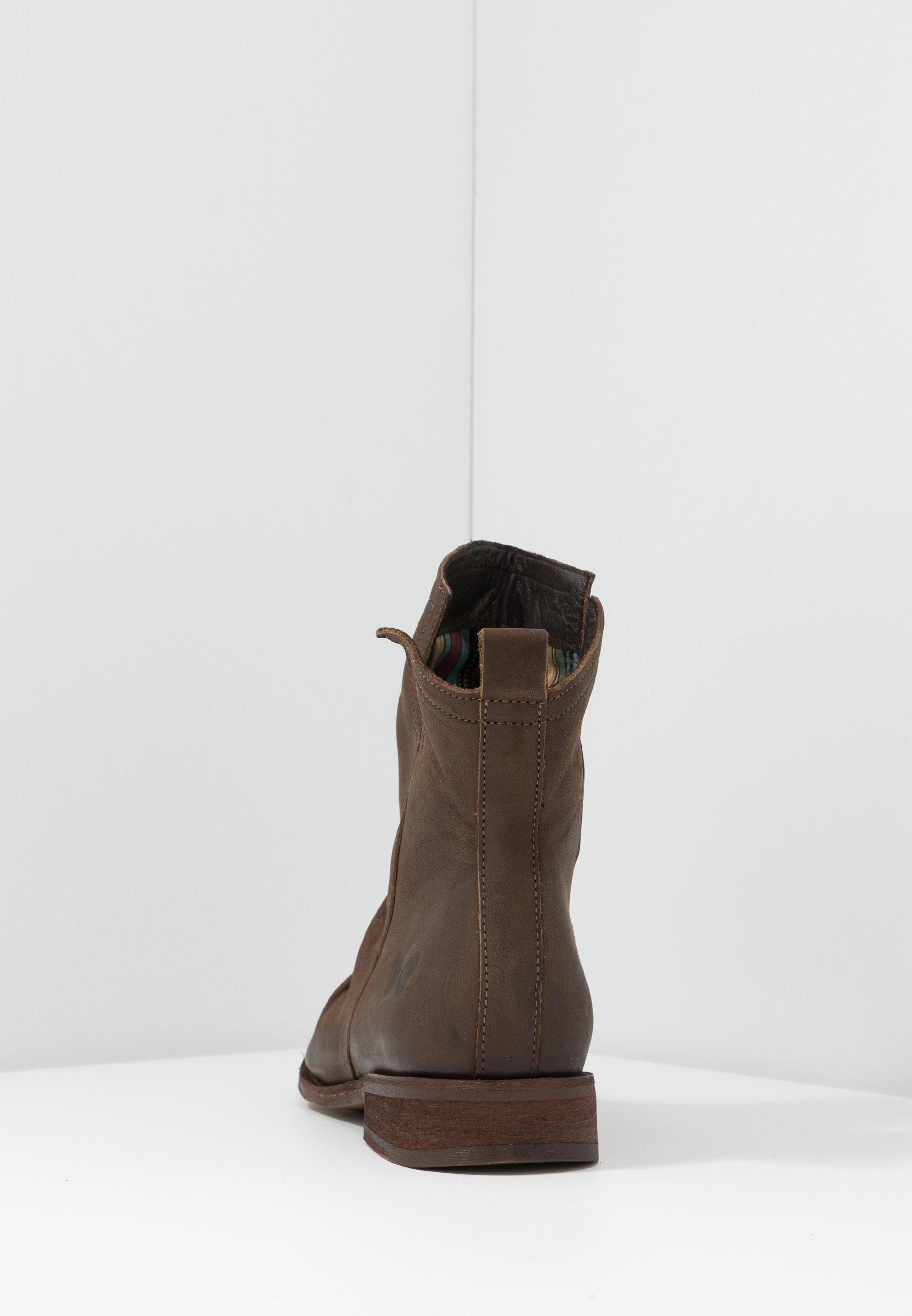 Felmini Serpa - Stiefelette Cobre/braun