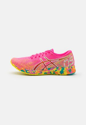 GEL-DS 26 NOOSA - Competition running shoes - hot pink/sour yuzu