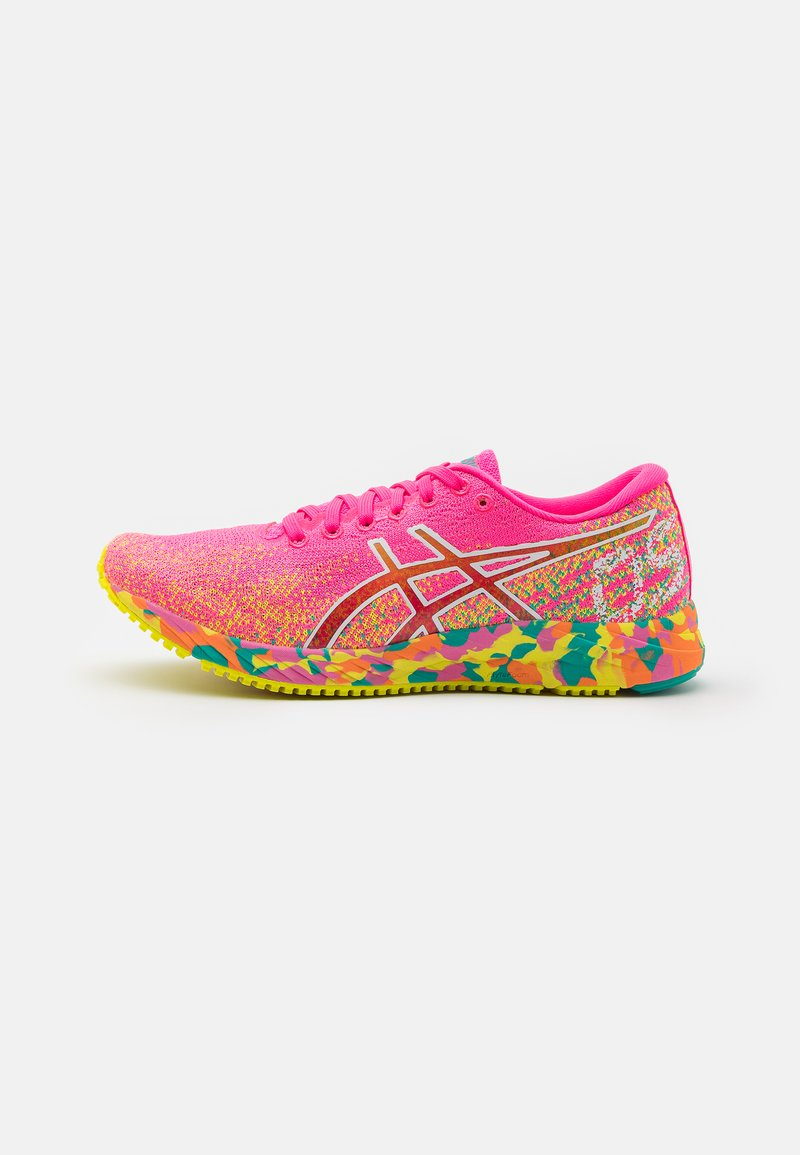 ASICS - GEL-DS 26 NOOSA - Competition running shoes - hot pink/sour yuzu