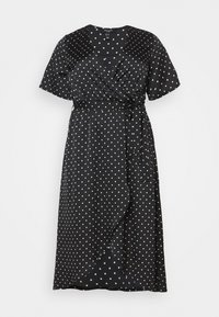 New Look Curves - MARK MAKING - Day dress - black - 5