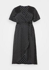 New Look Curves - MARK MAKING - Denní šaty - black - 5