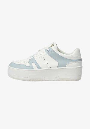 CASUAL- MIT BLOCKSOHLE - Sneakers laag - multi-coloured