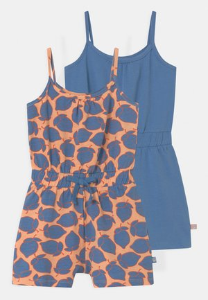 SMALL GIRLS 2 PACK - Jumpsuit - prairie sunset