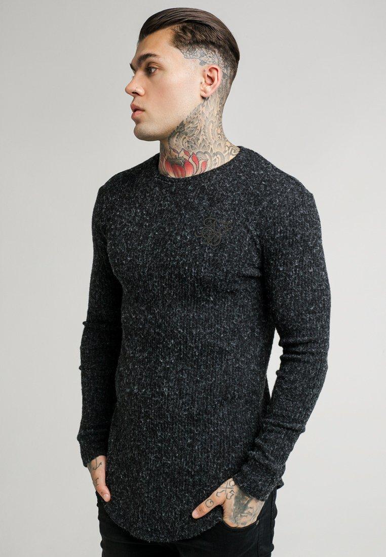 SIKSILK - Jersey de punto - black