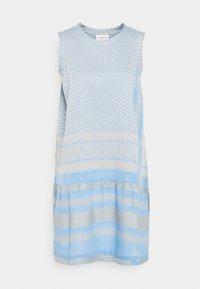 CECILIE copenhagen - DRESS  - Denní šaty - blue - 5