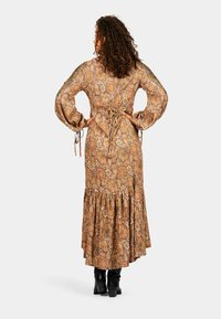 Isla Ibiza Bonita - Maxi dress - mysterious indian flowers - 2