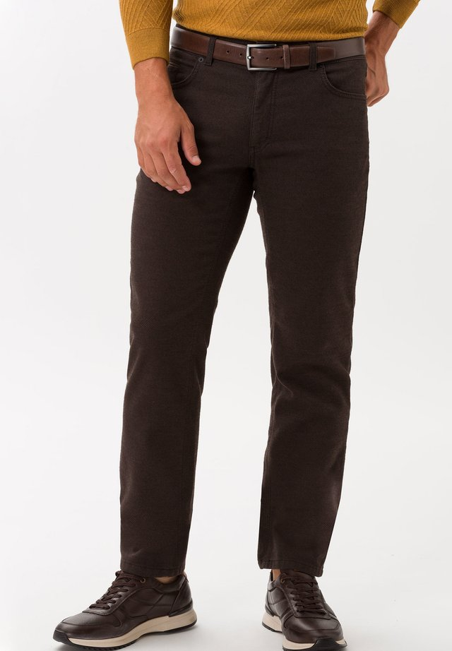 STYLE COOPER - Chino - brown