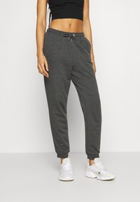 Even&Odd - Tracksuit bottoms - mottled grey - 0