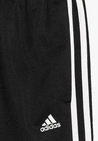 adidas Performance - TIBERIO SET - Træningssæt - black/actmar/white - 4