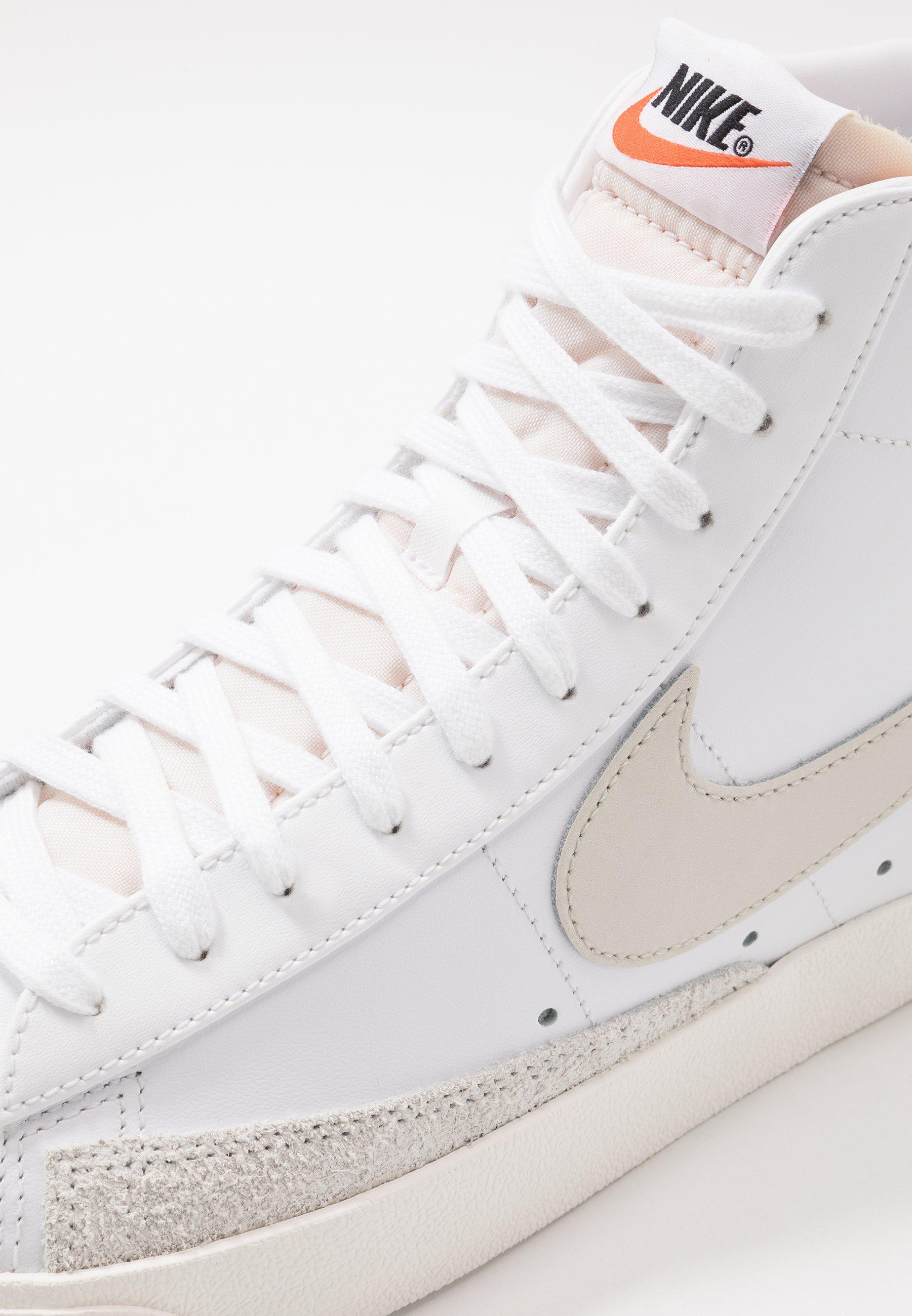 BLAZER MID '77 - Sneakers hoog - white/light bone/sail