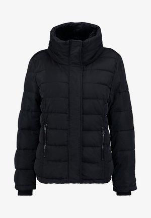 TENZA - Lett jakke - black