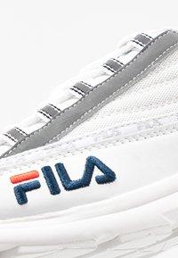 Fila - DSTR97 - Tenisky - white - 2