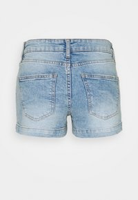 Cotton On - MID RISE CLASSIC - Jeansshorts - brighton blue - 1