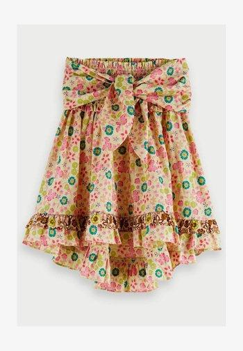 A-line skirt - combo f