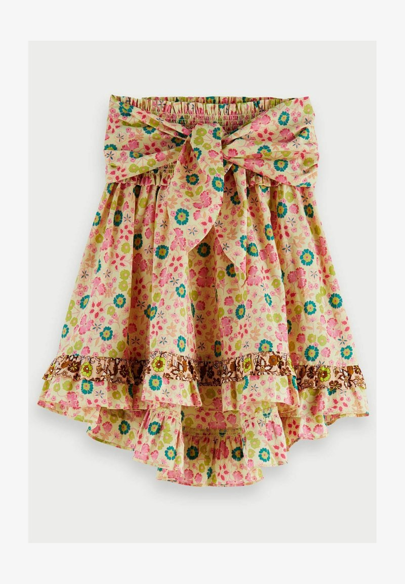 Scotch & Soda - A-line skirt - combo f